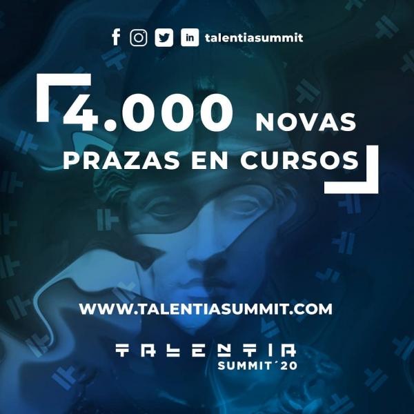Talentia Summit 20. Formación online