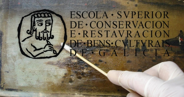 Queres facer estudos superiores de Conservación e Restauración de Bens Culturais?