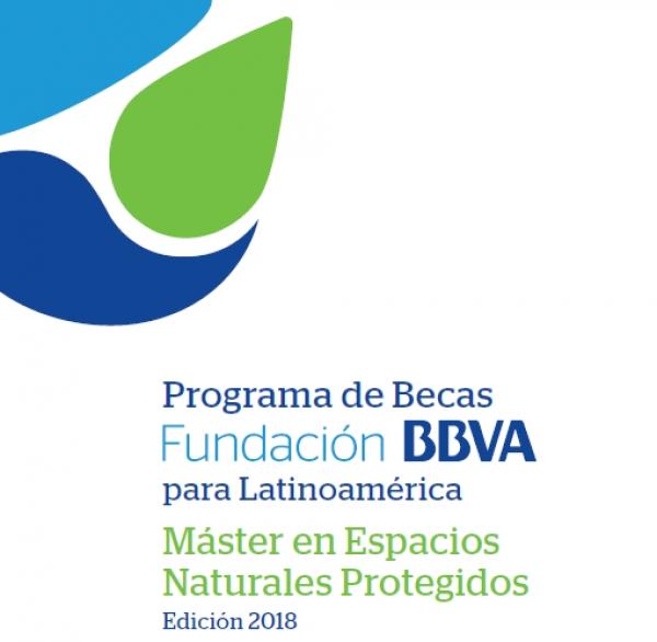 10 Bolsas FBBVA Latinoamérica para cursar o Máster en Espazos Naturais Protexidos 2017