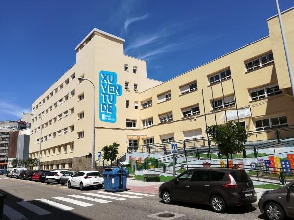 Aloxamento nas Residencias de Xuventude durante o curso 2021/2022