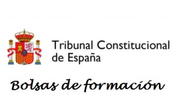 Bolsa de formación en biblioteconomía e documentación no Tribunal Constitucional