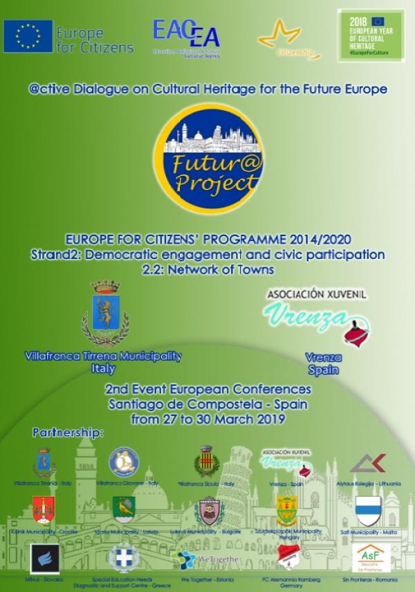 Conferencia europea sobre o patrimonio cultural