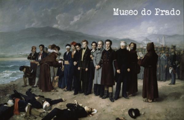Bolsa no Museo do Prado