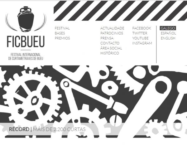 12º Festival Internacional de Curtametraxes de Bueu