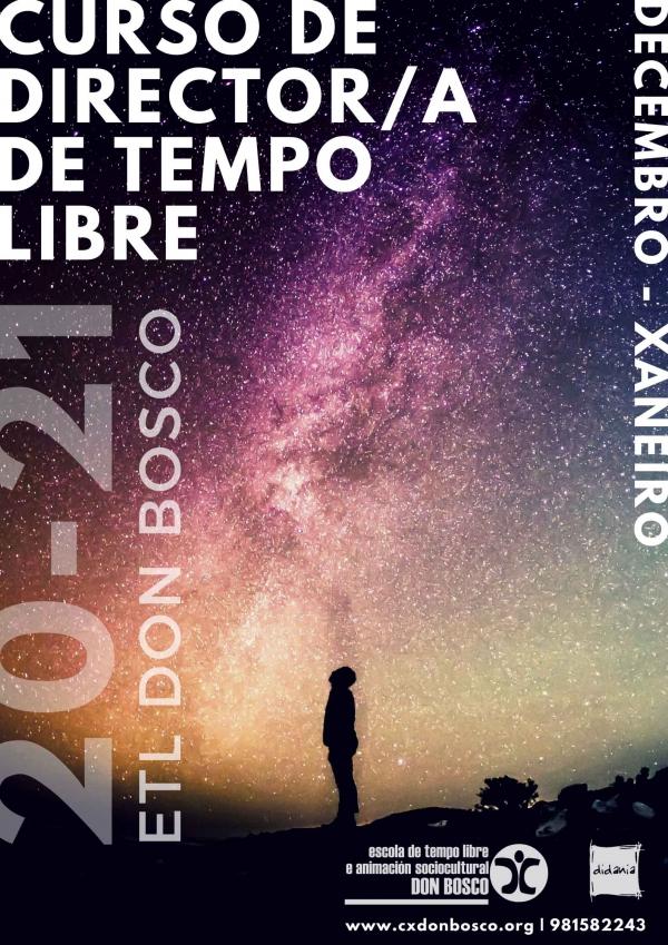 Curso de Director/a de tempo libre en Santiago de Compostela da ETL Don Bosco