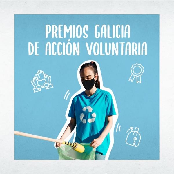 Premios Galicia de Acción Voluntaria