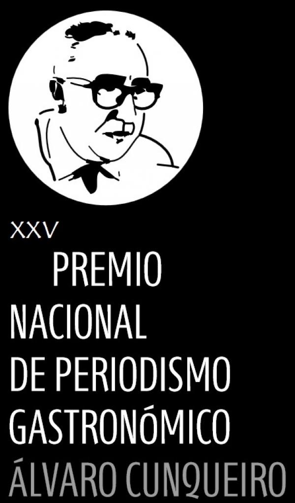 """Convocatoria do XXV Premio Nacional de xornalismo gastronómico """"Álvaro Cunqueiro"""""""