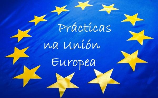 Prácticas nas institucións da Unión Europea