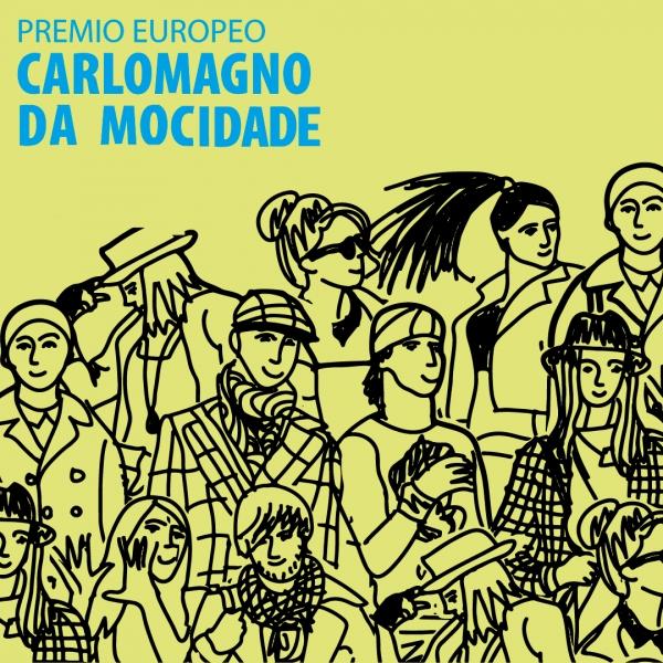 Premio Europeo  Carlomagno da Mocidade