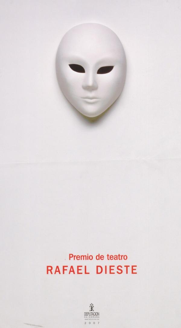 """XVIII Premio de teatro """"Rafael Dieste"""""""