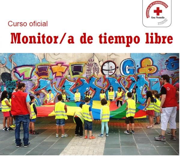 Curso na Coruña de Monitor/a de actividades de tempo libre da ETL Cruz Vermella Española