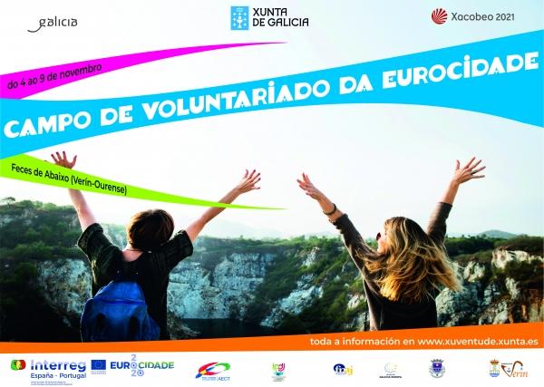 Campo de voluntariado transfronteirizo Eurocidade 2020