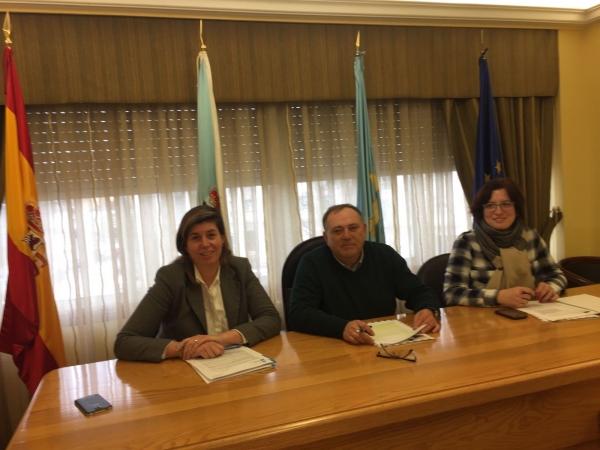 """A Dirección Xeral de Xuventude apoia o irmandamento de cidades a través do programa """"Europa cos cidadáns"""" do concello da Laracha"""