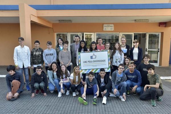 A Xunta de Galicia lanza en redes sociais a campaña 'Like pola diversidade' en favor do respecto ao colectivo LGTBI