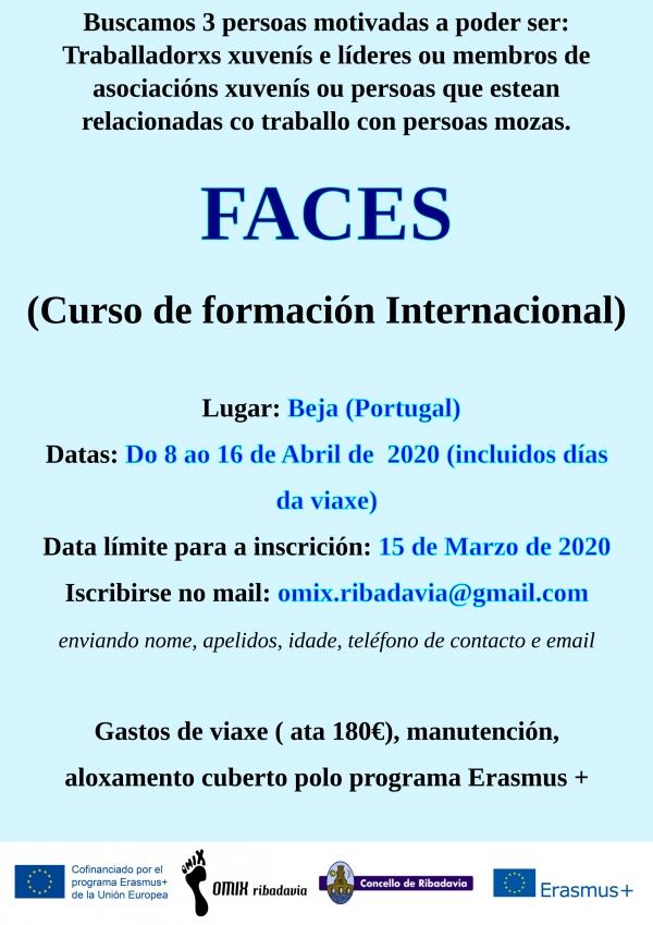 Curso de Formación Internacional no ámbito xuvenil