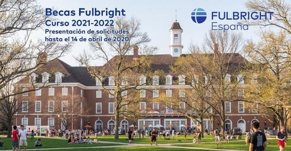 Bolsas Fulbright de ampliación de estudos