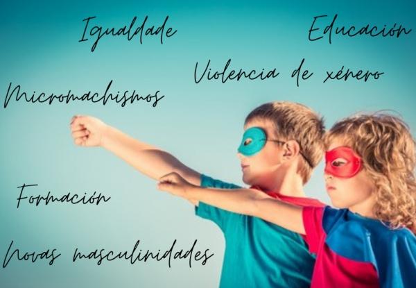 Promoción da igualdade e prevención da violencia de xénero a través das ANPAS
