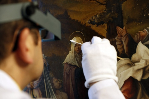 Bolsas de formación en materia de museos