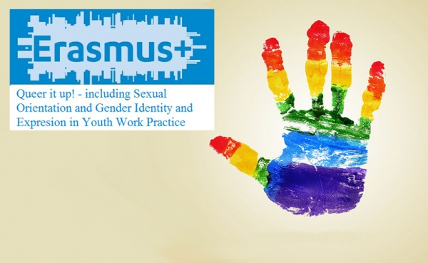 Queer it up! - including Sexual Orientation and Gender Identity and Expresion in Youth Work Practice