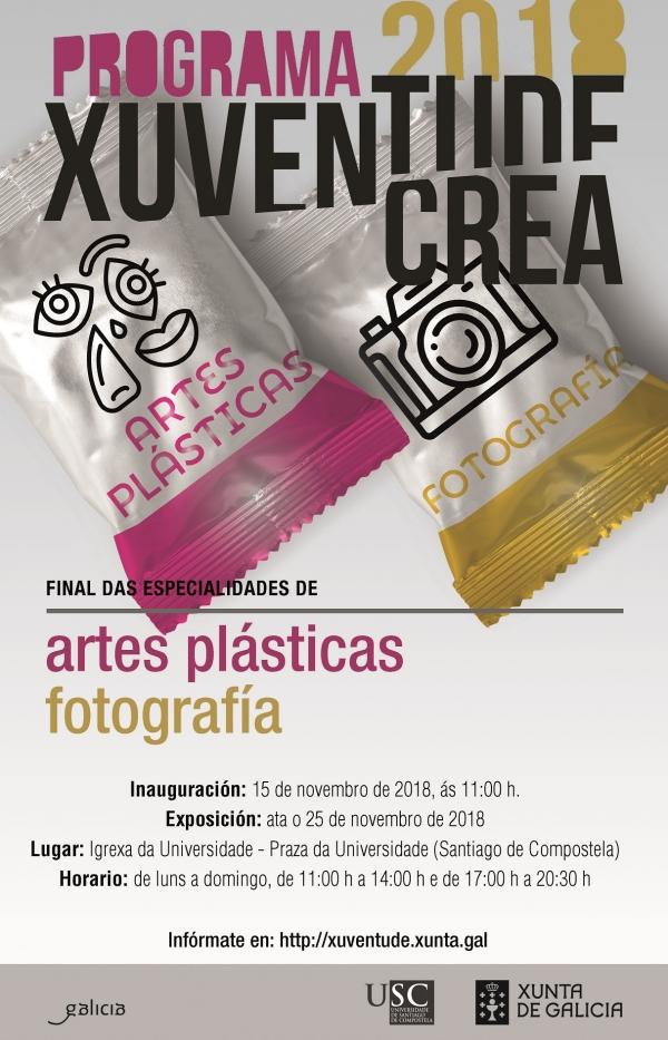 Final das especialidades de Artes Plásticas e Fotografía