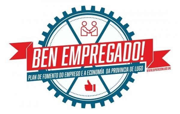 Axudas á contratación na provincia de Lugo. Programa Ben Empregado