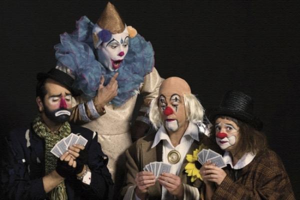 Subvencións á produción escénica: teatro, circo, maxia, danza...