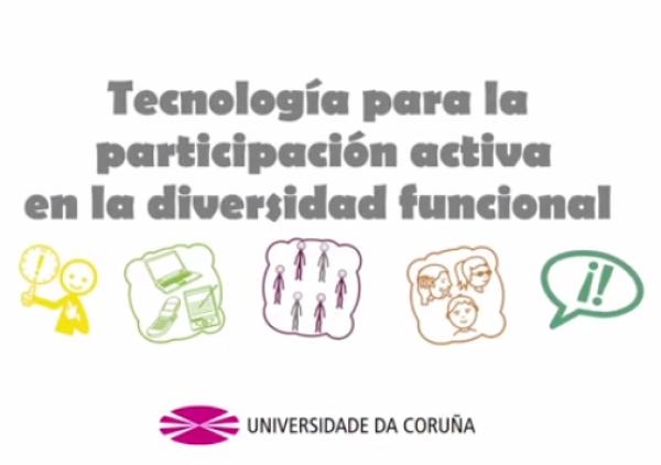 Tecnoloxías para a participación activa na diversidade funcional