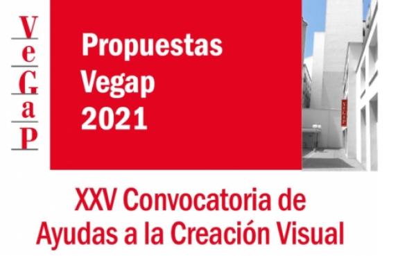 XXV edición do Concurso Propostas de axudas á creación visual