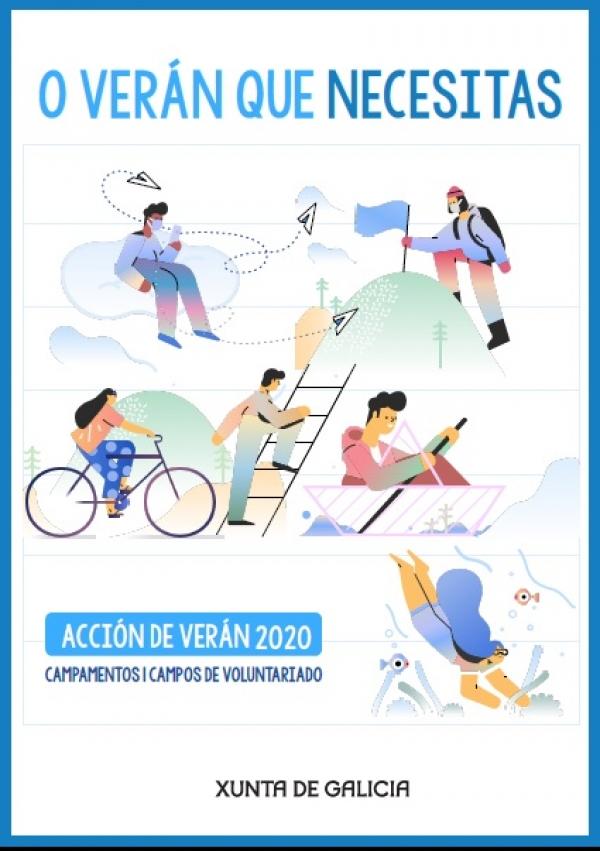 Campamentos de verán 2020
