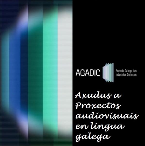 Proxectos audiovisuais en lingua galega