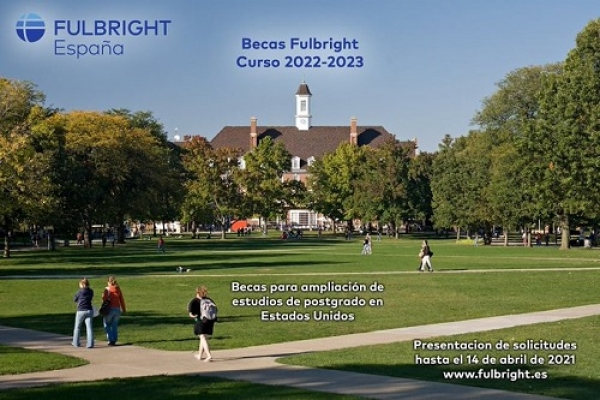 Bolsas para estudos de posgrao en universidades de Estados Unidos