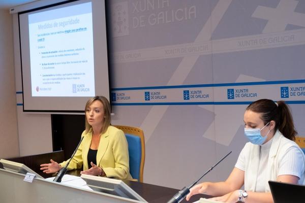 A Xunta destaca o éxito da campaña de verán do 2020