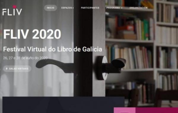 Festival Virtual do Libro de Galicia