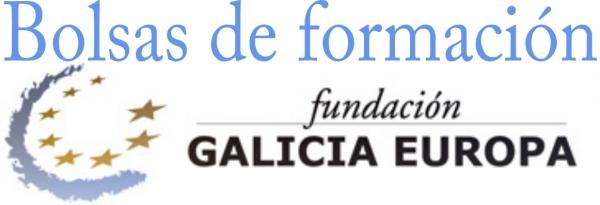 Bolsas de formación da Fundación Galicia Europa