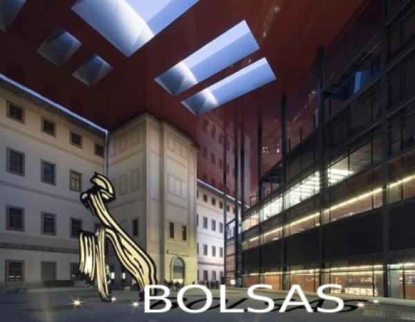 8 Bolsas no Museo Raiña Sofía