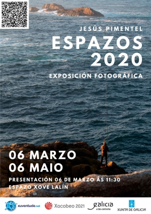 Jesús Pimentel, Espazos 2020 en Lalín