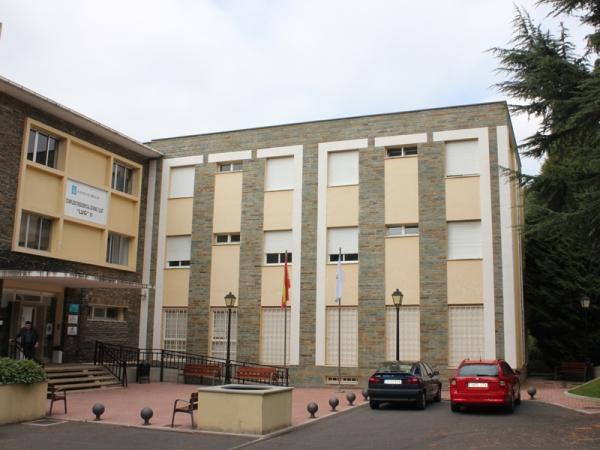 Relación provisional de persoas admitidas no Complexo residencial LUG (Lugo) para o curso académico 2018/2019.