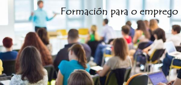Subvencións a empresas para accións formativas