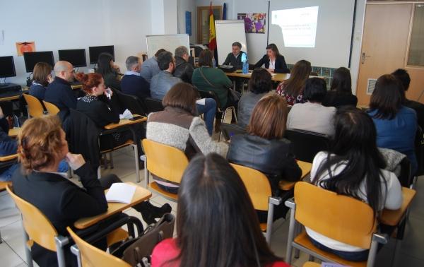 Encontro territorial de información xuvenil en Santiago de Compostela