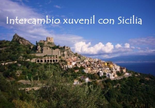 """""""A Xuventude no mundo"""" edición 2017: intercambio xuvenil a Sicilia, Italia"""