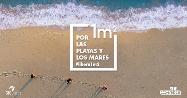 1m2 polas praias e os mares
