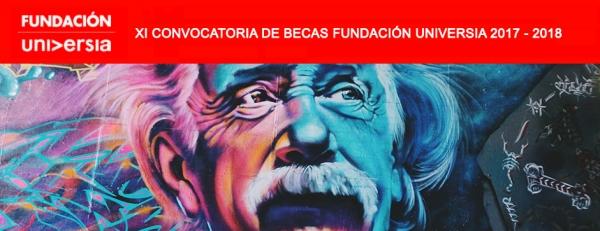 Bolsas Fundación Universia para universitarios con discapacidade