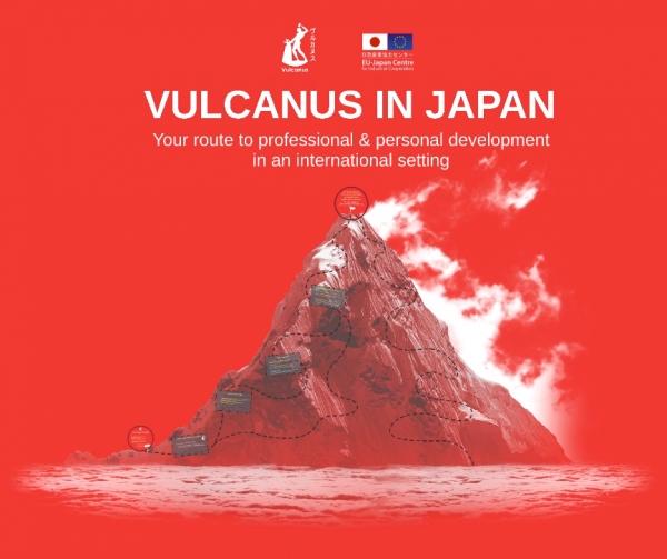 """Programa """"Vulcanus en Xapón"""""""