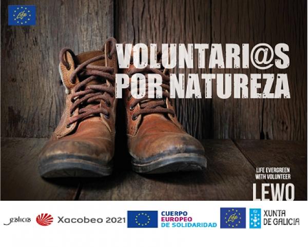 Programa de voluntariado xuvenil en espazos naturais