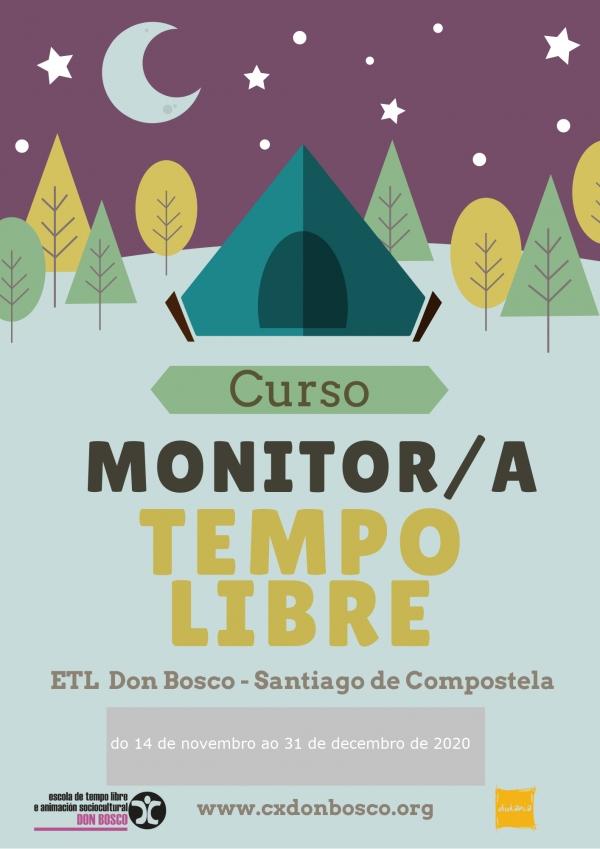 Curso de Monitores/as de actividades de tempo libre en Ourense da ETL Don Bosco