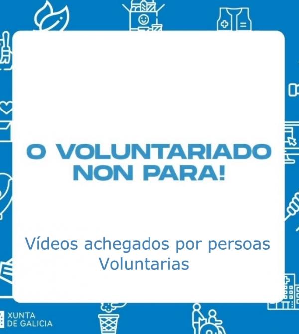 O Voluntariado non para!