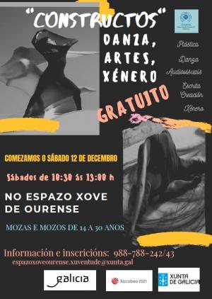 Danza no Espazo Xove de Ourense