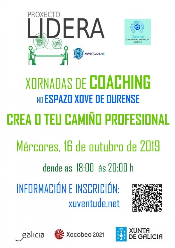 Coaching Lidera no Espazo Xove de Ourense