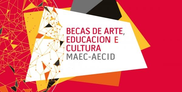 Programas de Bolsas MAEC-AECID de Arte, Educación e Cultura