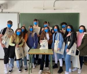 Correspondentes Xuvenís do IES Monte Neme de Carballo